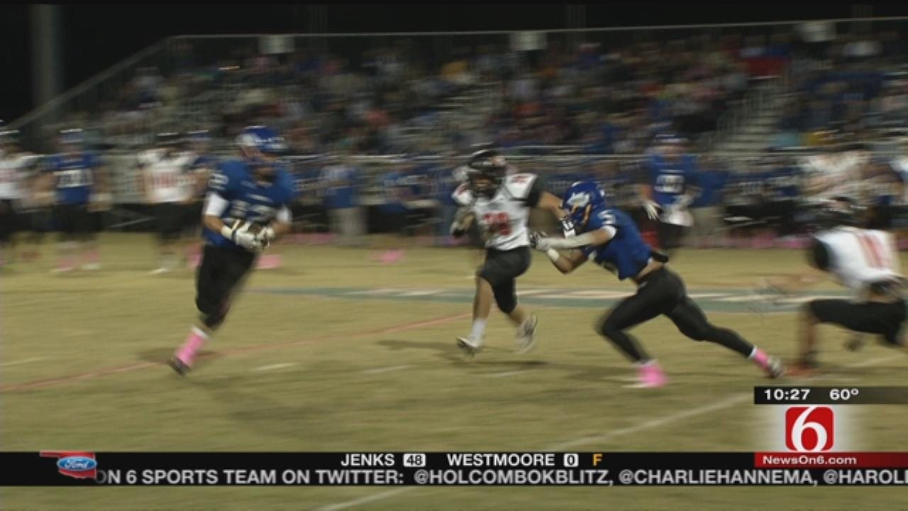Berryhill Crushes Sperry