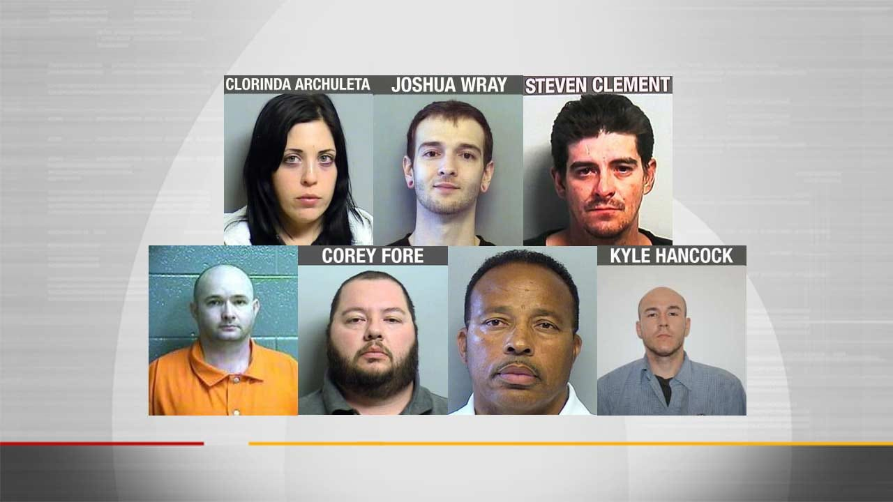 Tulsa Judges, Juries Hand Out Heavy Sentences In Recent Child Abuse Cases