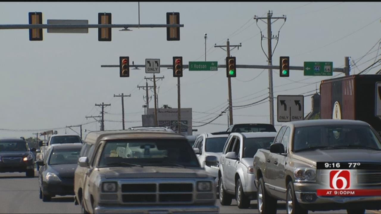 Lack Of Staff Needed To Fix Tulsa Traffic Lights Causes Backup