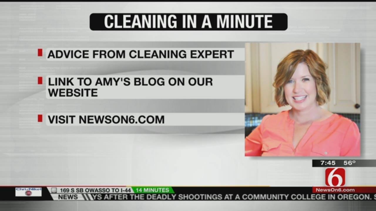 Cleaning Expert: Tips On Stubborn Stains