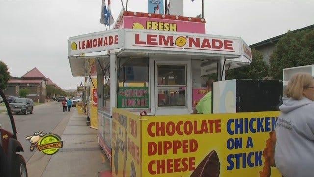 Inspectors Put Tulsa Fair Food Vendors To The Test