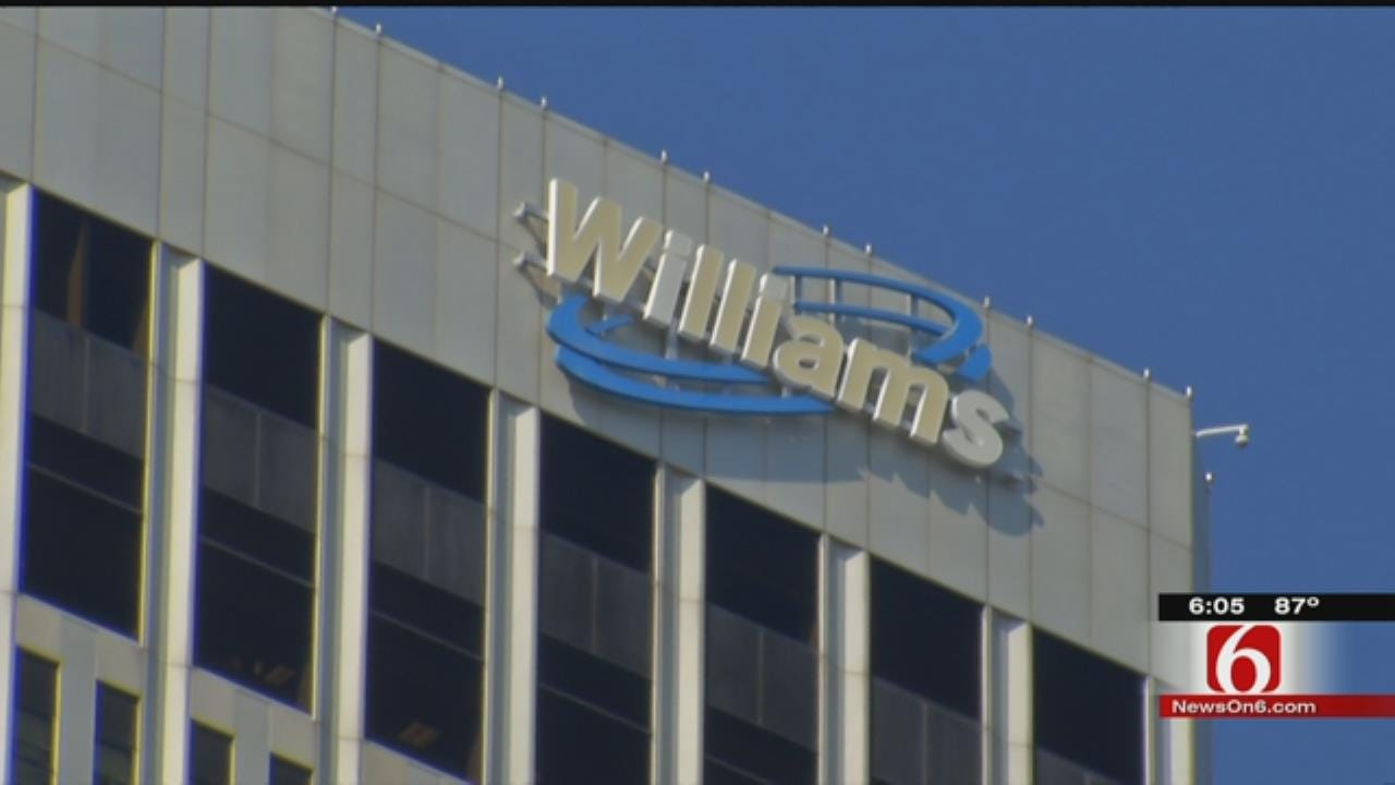 WEB EXTRA: Governor Fallin On The Williams Merger