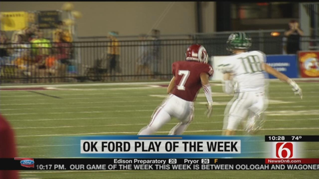 Week 4 Play Of The Week