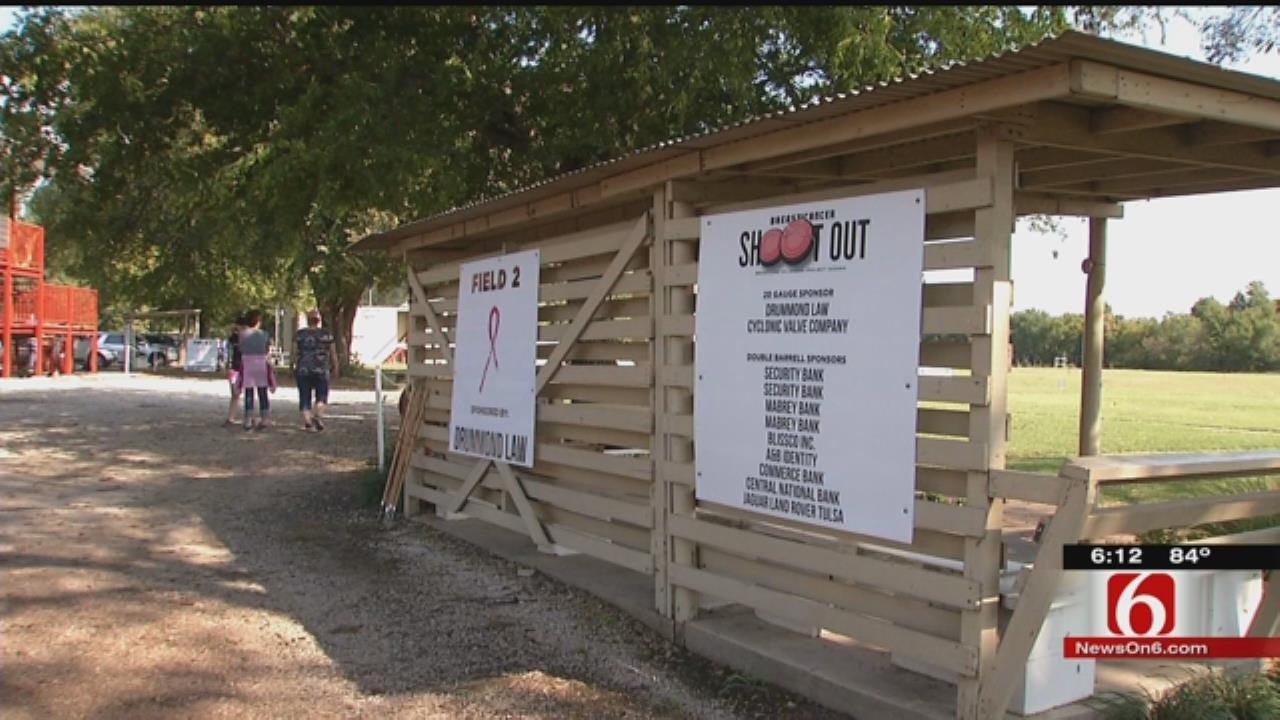 Tulsa Gun Club Takes Aim At Raising Money For Breast Cancer