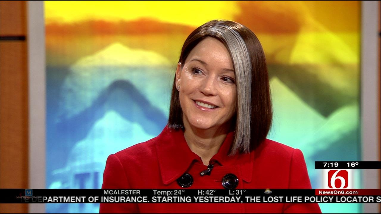 New Tulsa Public School Superintendent Dr. Deborah Gist Visits With 6 In The Morning