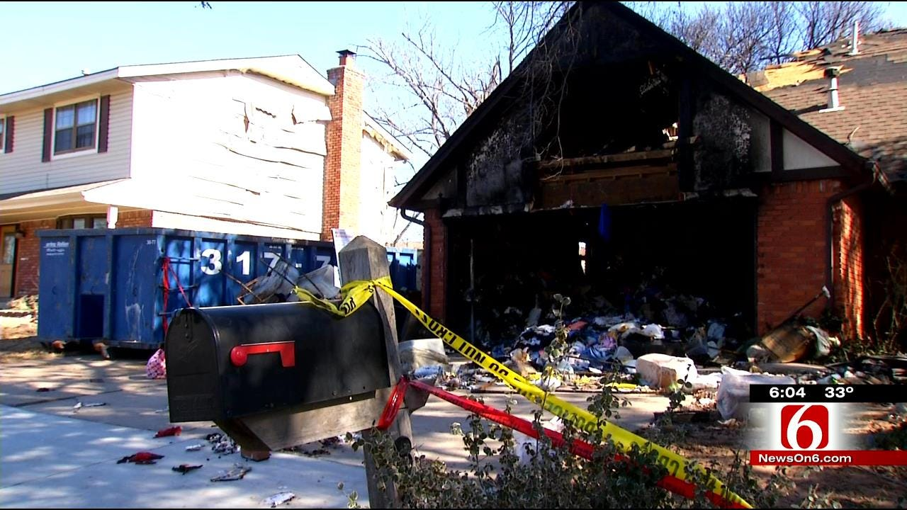 Cluttered Homes Put Tulsa Residents, Firefighters At Risk