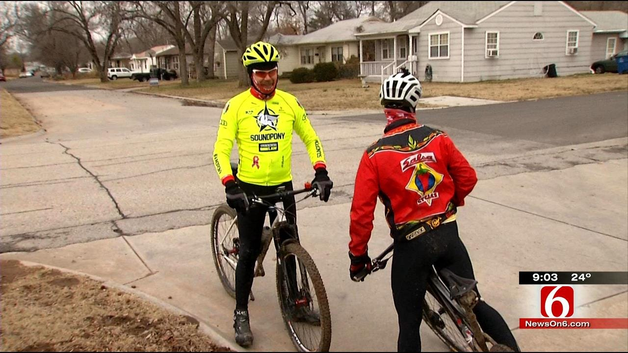 Oklahoma Lawmaker Champions Bill To Make Cyclists More Visible In Traffic