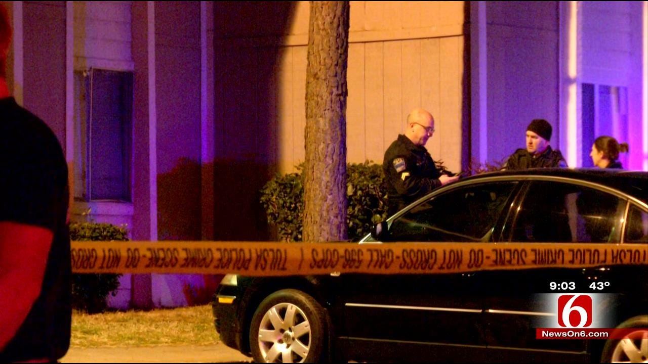 Tulsa Police: Man Dies After Wife Shoots Him
