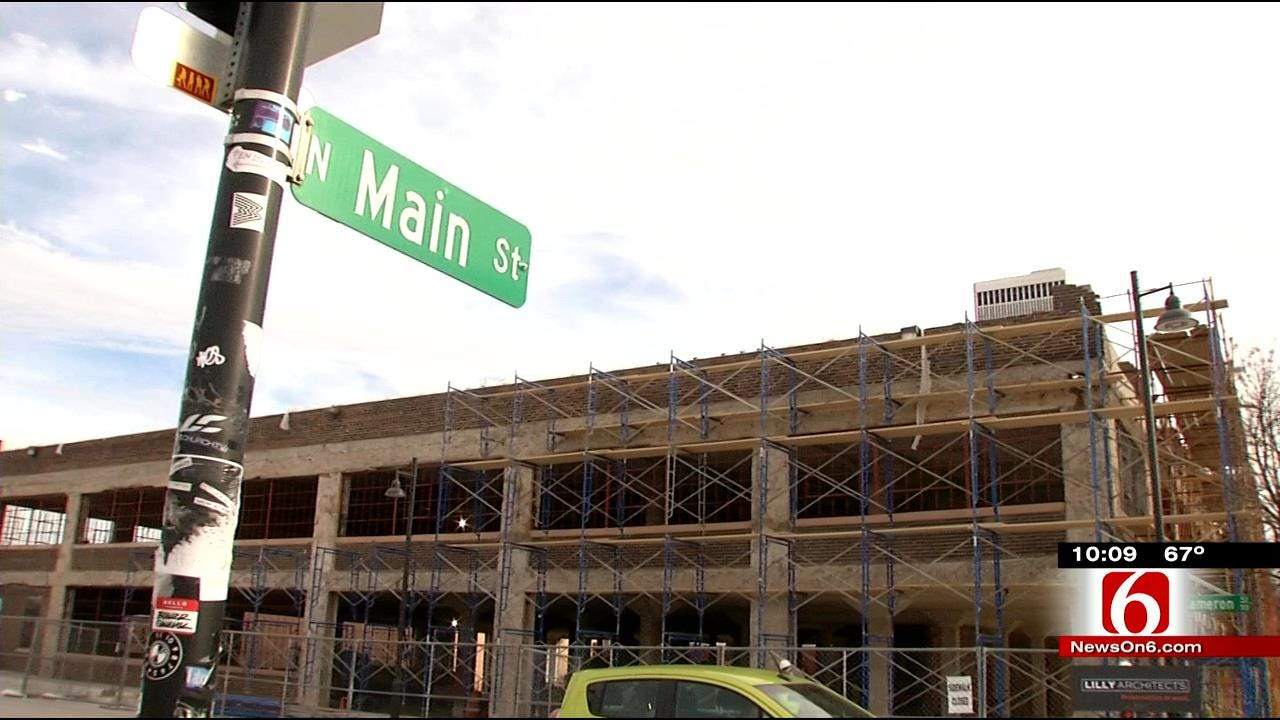 Downtown Continues To Grow With Brady District Development