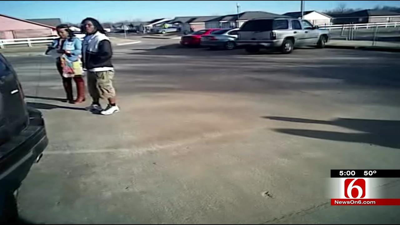 Muskogee Police Release Video, Still Images Of Officer Shooting, Killing Suspect