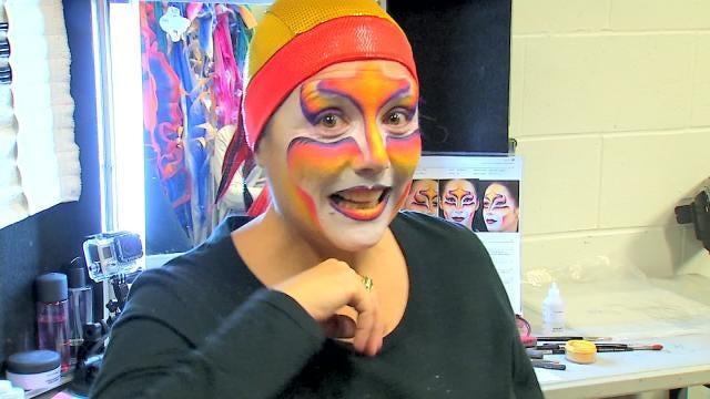 Behind The Scenes With Cirque du Soleil At BOK Center