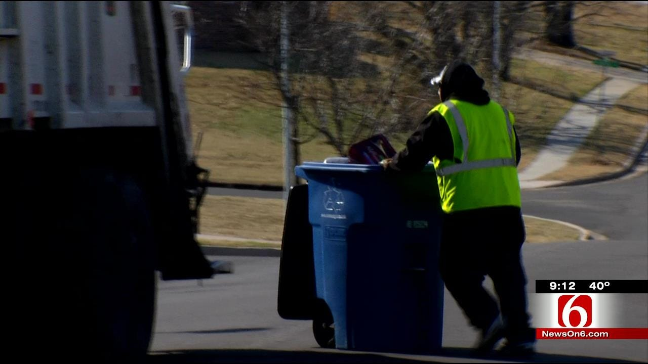 Tulsa Unveils Plan To Increase Recycling By Downsizing