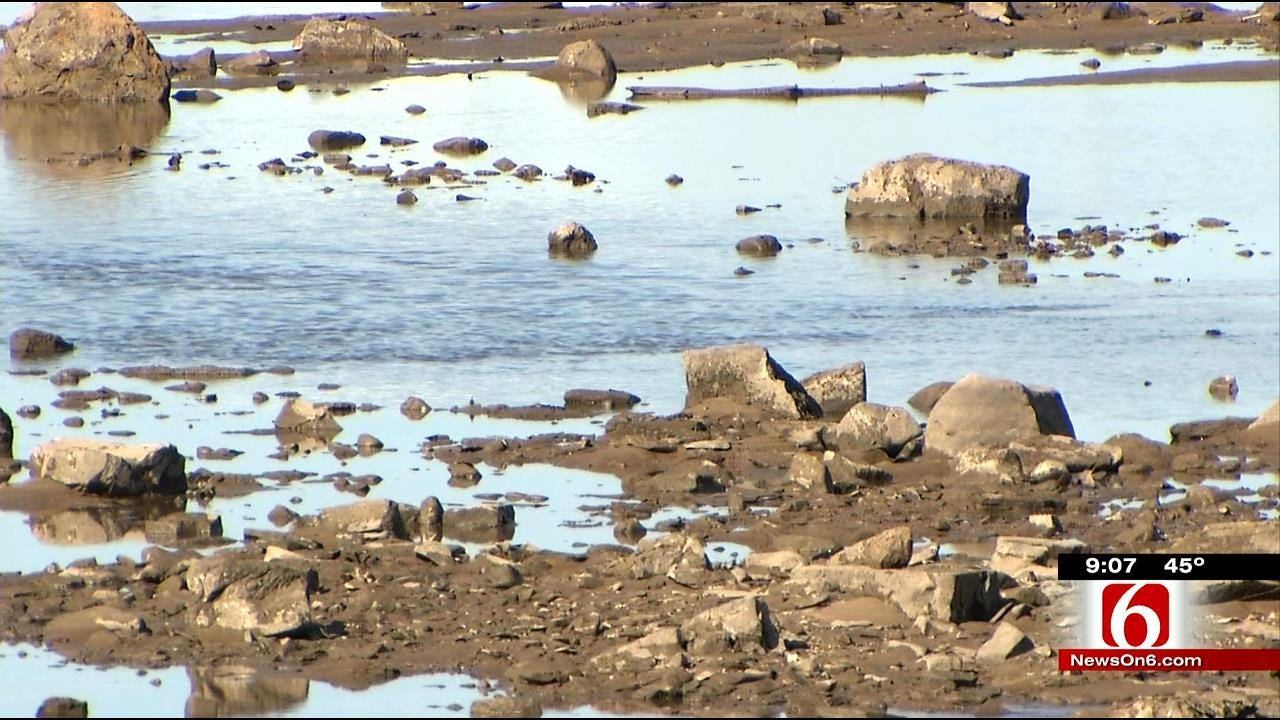 Tulsa's 'Water In The River' Debate Heats Up Once Again
