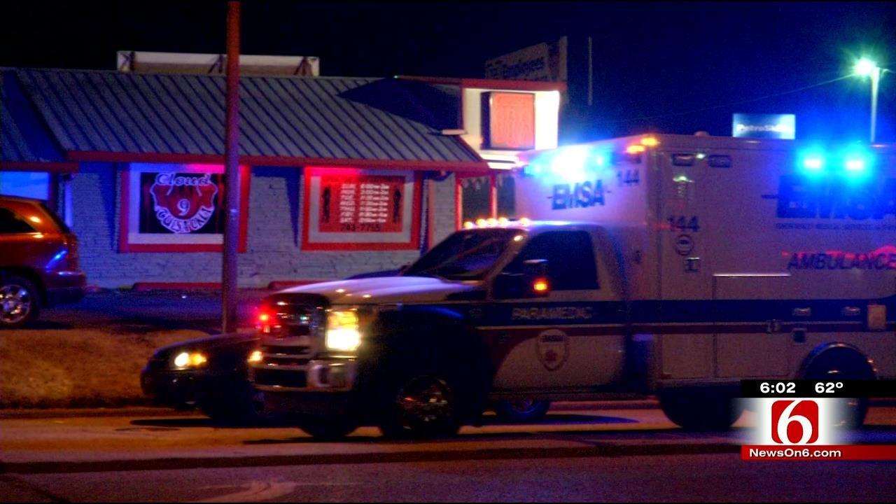 Tulsa Police Investigate Overnight Shootings