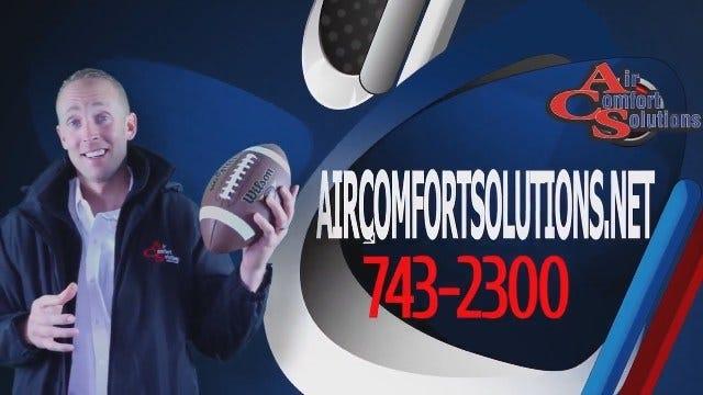 Air Comfort: Energy Saving Agreement