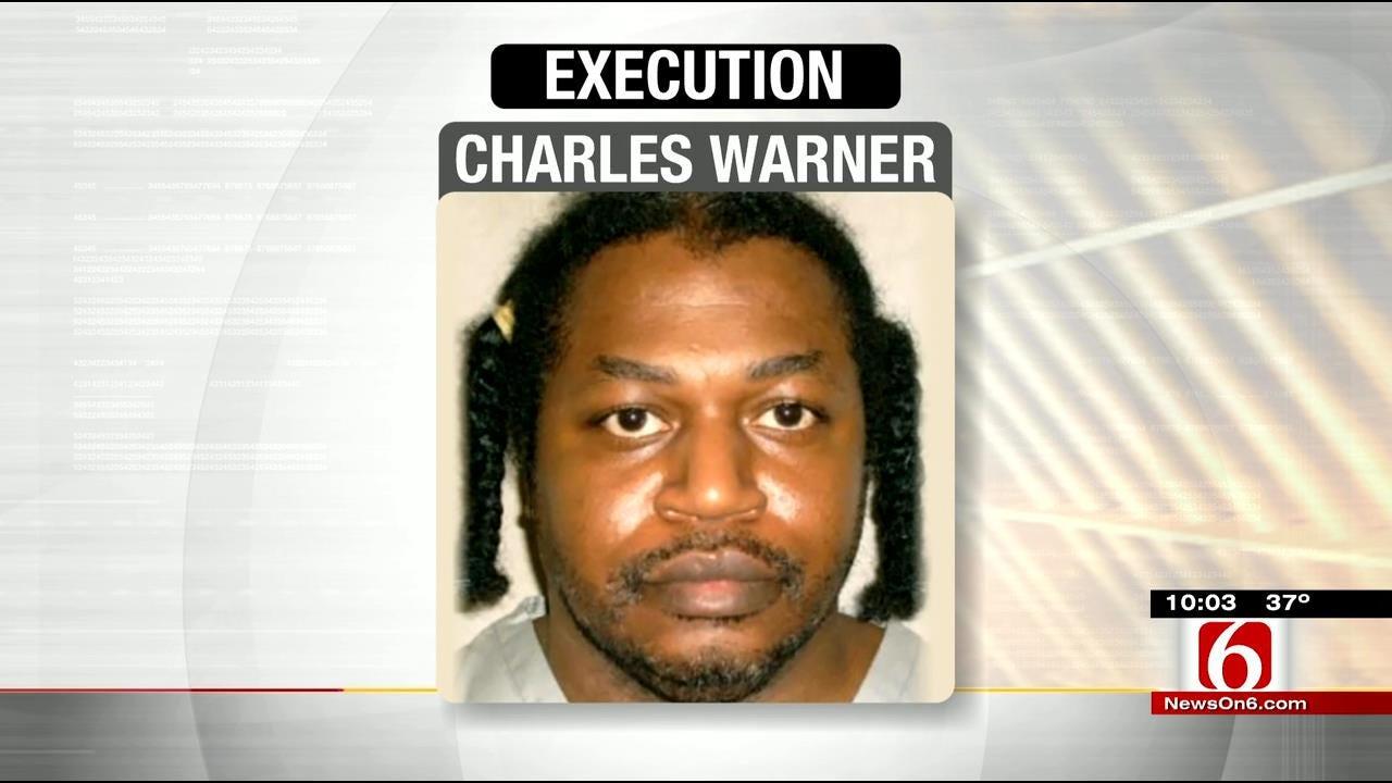 WEB EXTRA: Tony Russell Recaps Inmate's Execution