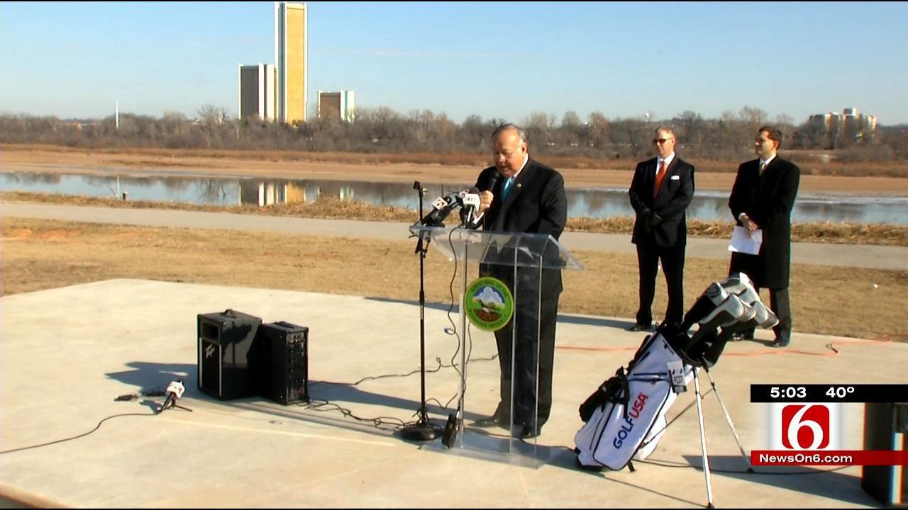 Creek Nation Reveals Plans For $22 Million Revitalization To Jenks RiverWalk