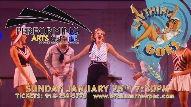 Broken Arrow PAC: Anything Goes