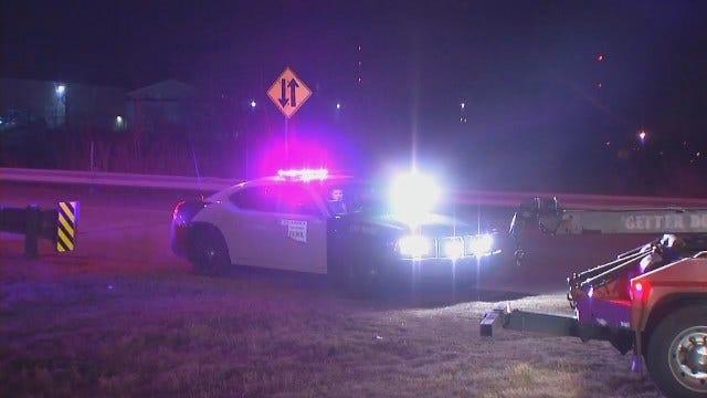 WEB EXTRA: Video From Scene Of I-44 Crash At Elwood