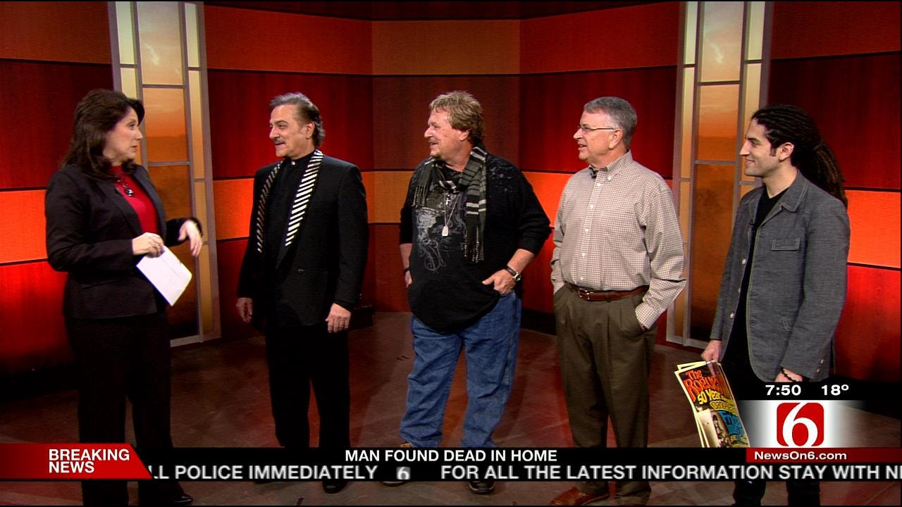 The Rogues 5 Talk About Upcoming Free Concert