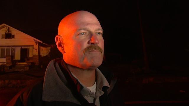 WEB EXTRA: Sapulpa Fire Department Battalion Chief Steve Fleak Talks About Fire