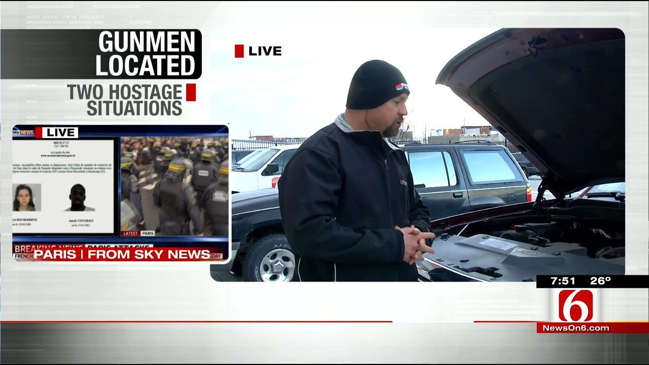 Local Mechanic Offers Cold Weather Advice For Your Vehicles