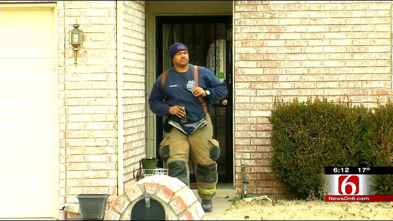 Carbon Monoxide Detector Saves Tulsa Family's Life, Firefighters Say