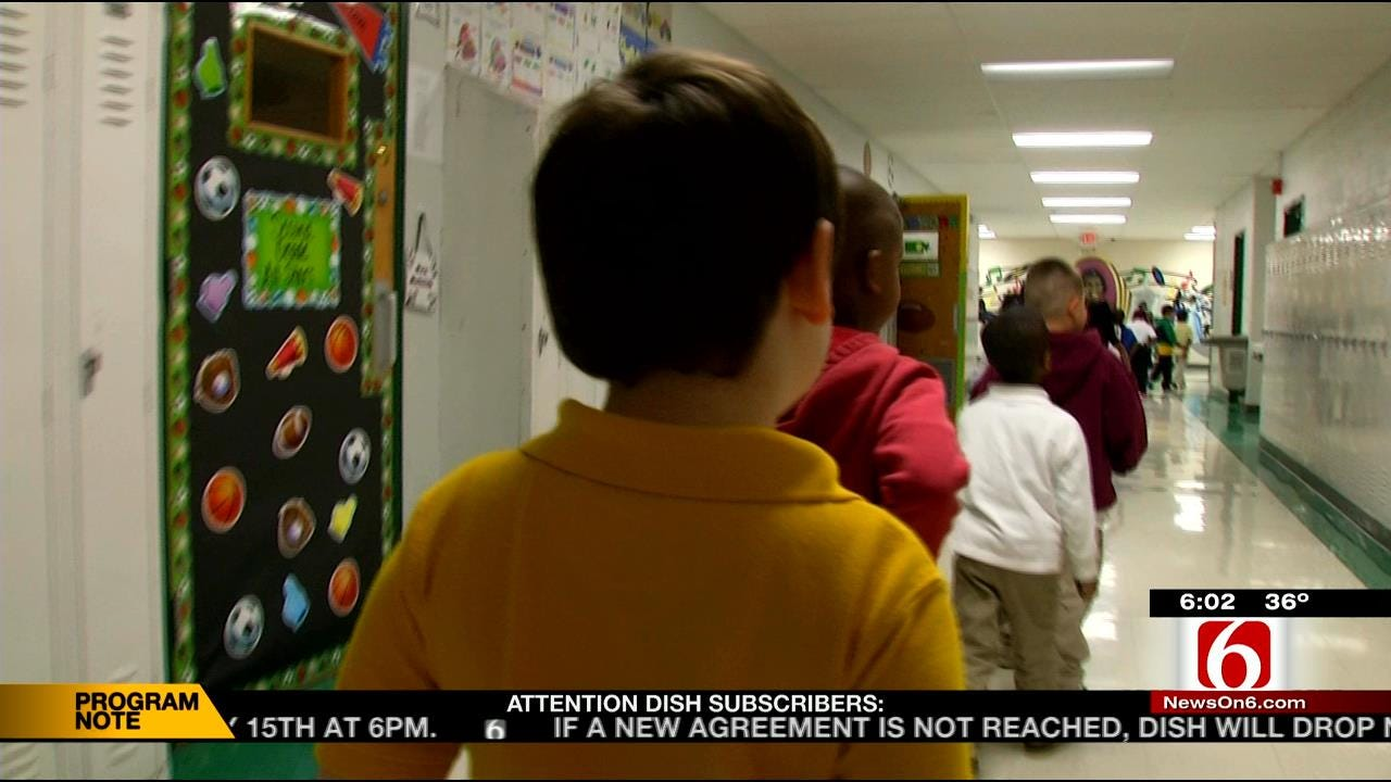 TPS Doesn't Expect Drop In Temperature To Close Schools