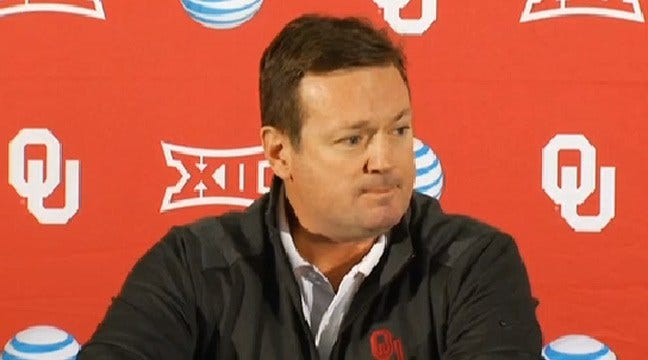 WEB EXTRA: Bob Stoops News Conference