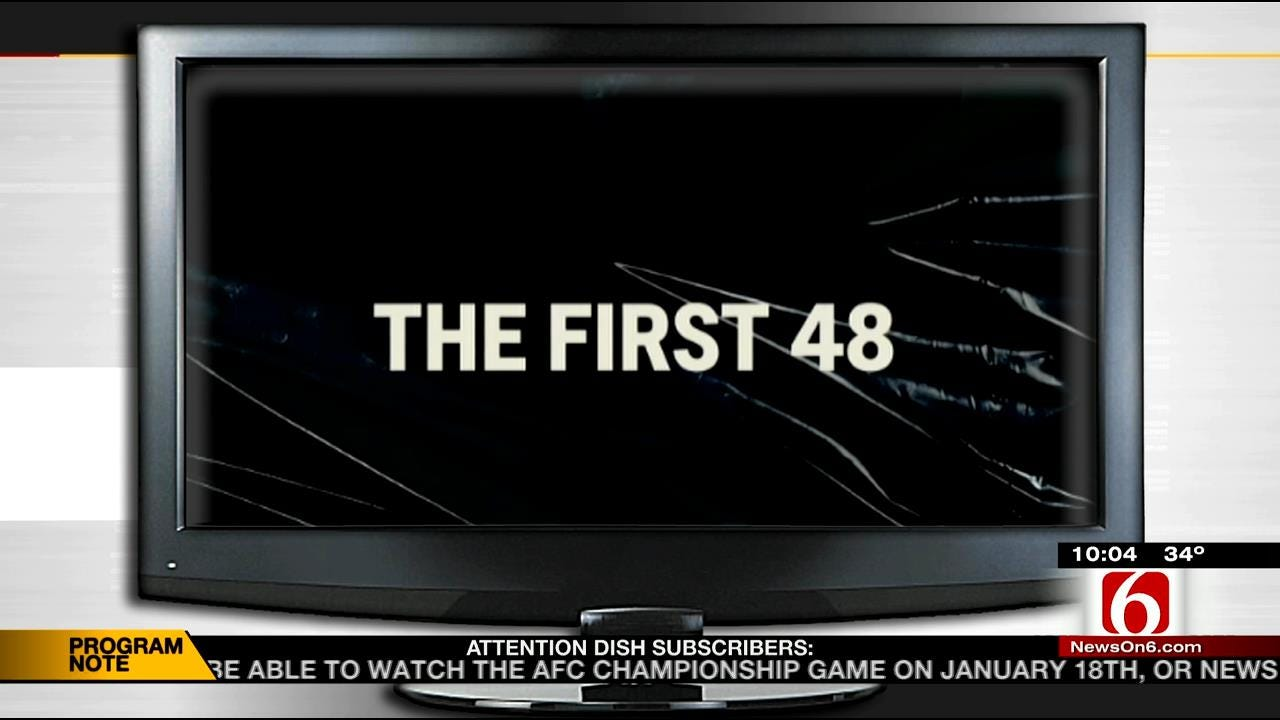 Tulsa Police Debut On 'The First 48' This Week