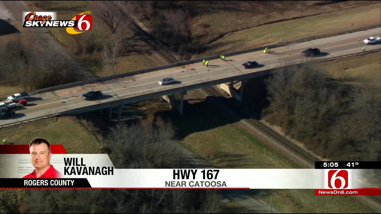 Work On Rogers County Bridge Project Begins