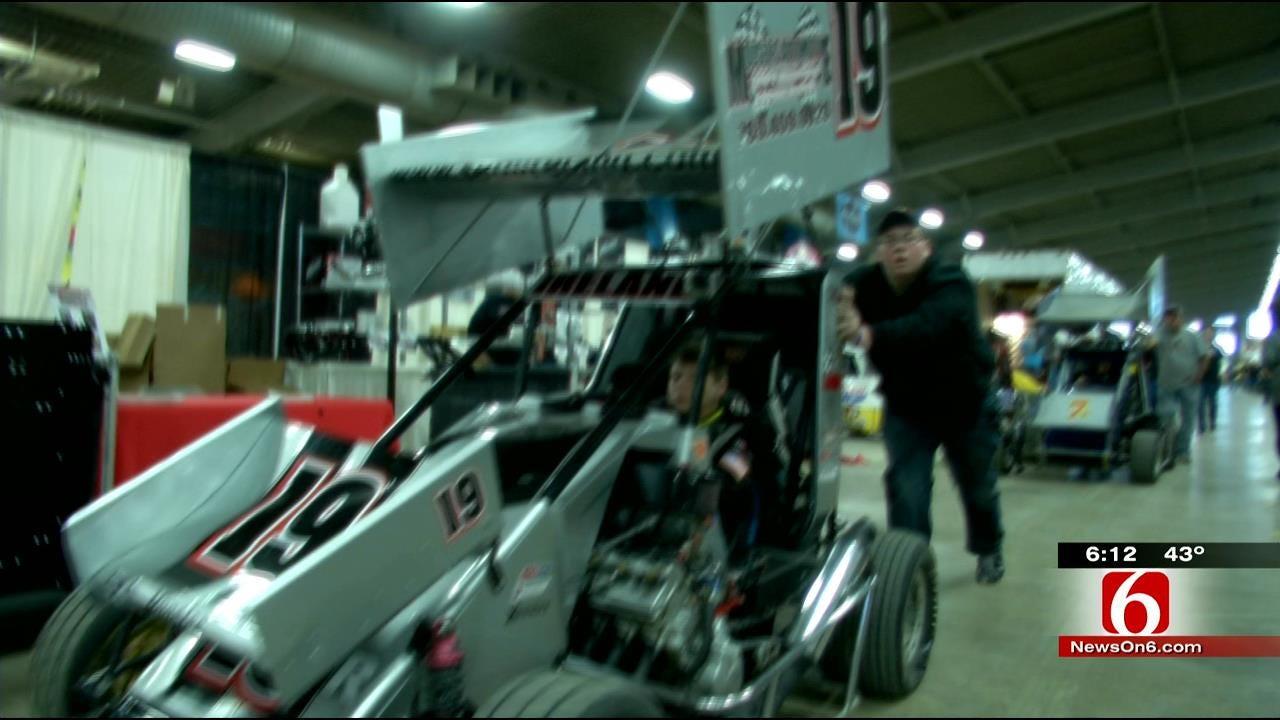 Tulsa Shootout Races Underway