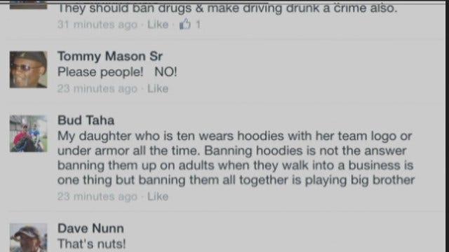 OK Talk: Should Hoodies Be Banned?