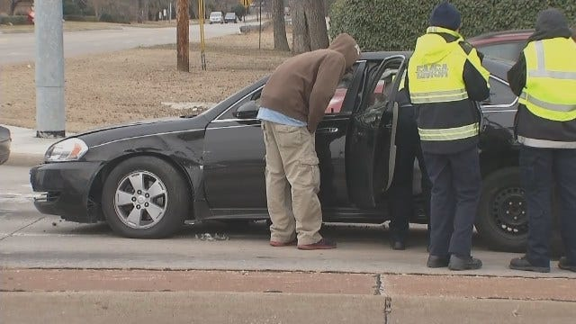 Tulsa Police Get Early Start To Potentially Busy New Years Eve