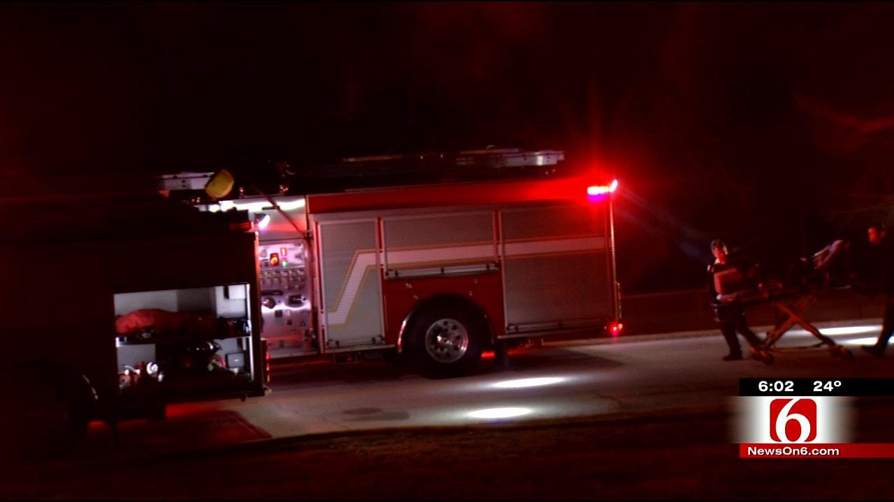 Tulsa Firefighters: House Fire May Have Saved Owner's Life
