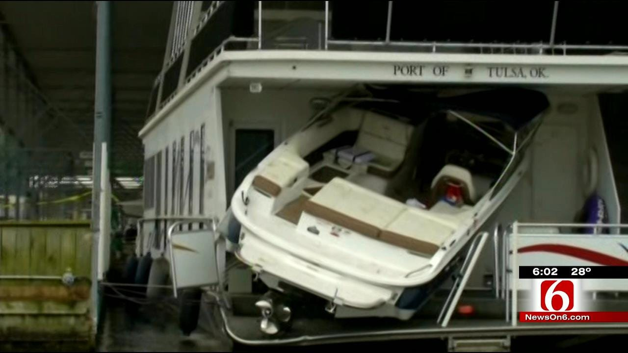 Tulsa Man Sentenced In Fatal Grand Lake Boating Crash