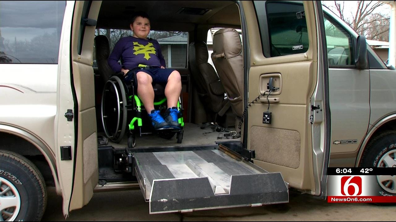 Sand Springs Family Overwhelmed By Man's Generous Donations