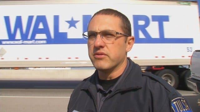 WEB EXTRA: TPD On Suspected Trailer Thieves