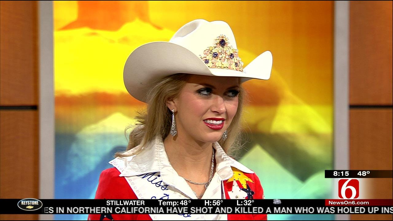 Oklahoma Woman Crowned Miss Rodeo America