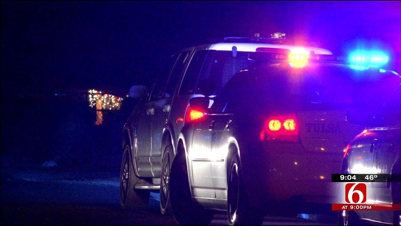 Tulsa Police Hunt Men Suspected Of Tasering Woman, Carjacking