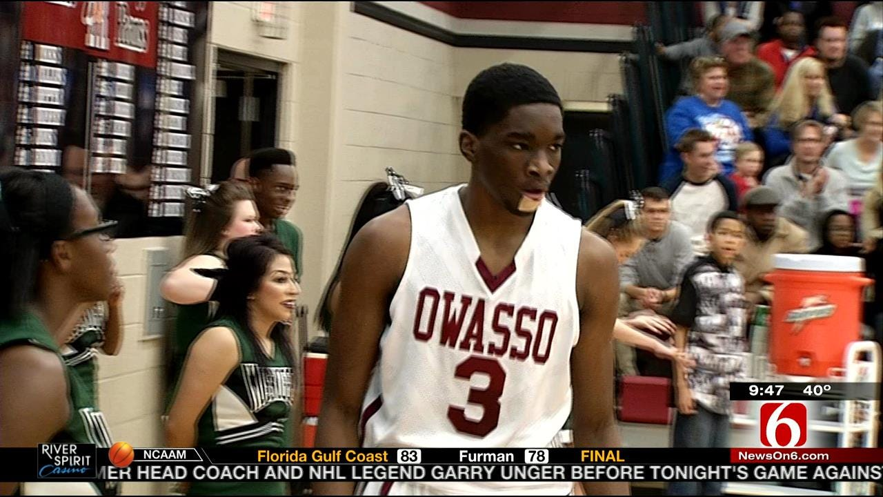 High School Basketball: The Rams Get 70-55 Win Over Muskogee