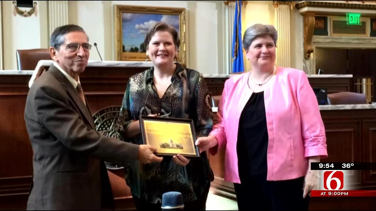 Same-Sex Oklahoma Couple Invited To White House For Holidays
