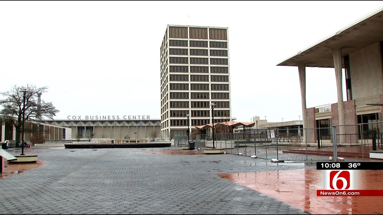 Possible Street Extension Could Help, Hinder Tulsa Library Renovations