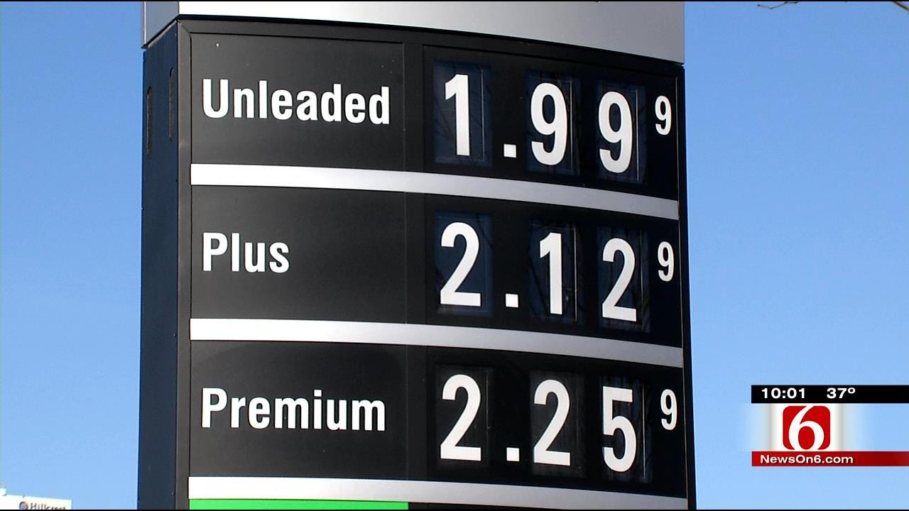 Plunging Gas Prices Could Put Oklahoma Economy In Danger