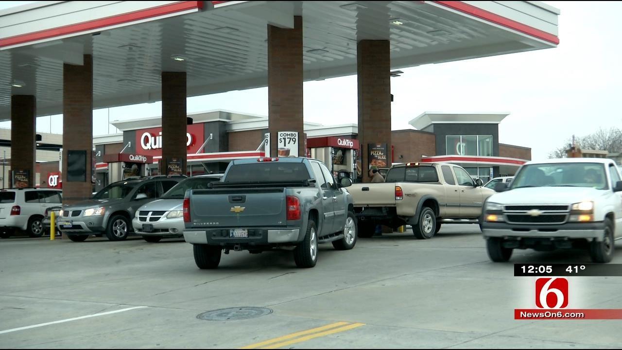 Price Of Gasoline Drops Below $2 A Gallon In Tulsa Metro