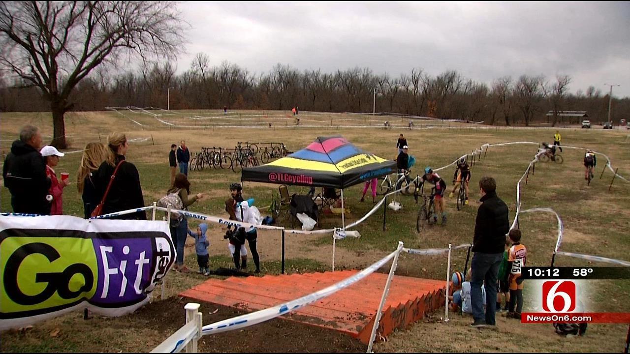 Tulsa's Mohawk Park Hosts Cyclocross Championships
