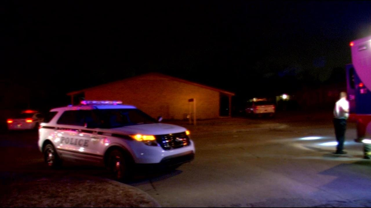 Tulsa Police: Man Shot In Head Not Cooperating With Investigation