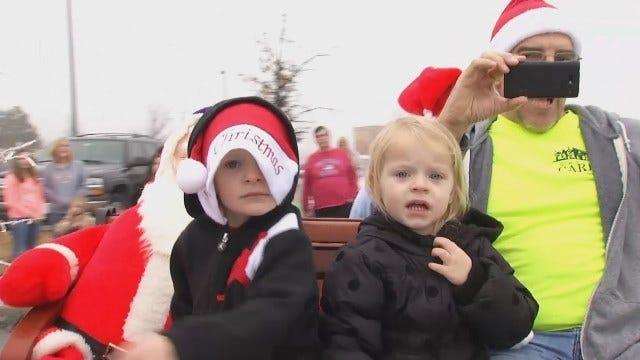 WEB EXTRA: Owasso Christmas Parade