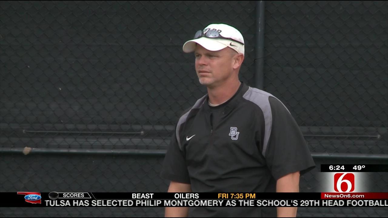 Baylor OC Philip Montgomery To Coach TU Football