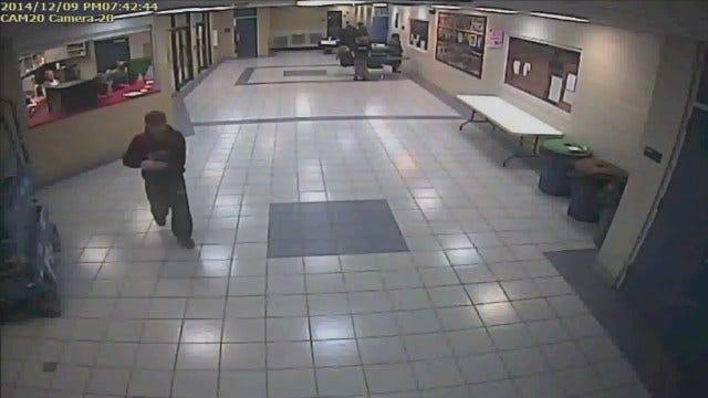 Surveillance Video: Missing Ponca City Girl